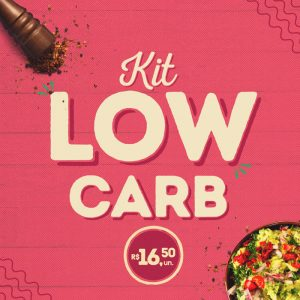 Combo 10 Low-Carb