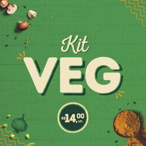 Combo 10 Vegano